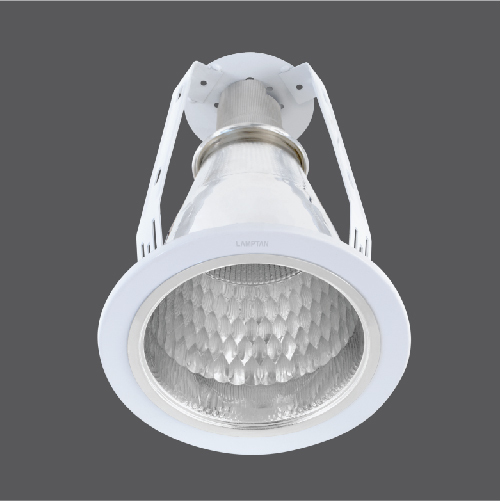 Downlight fixture sonic web 03