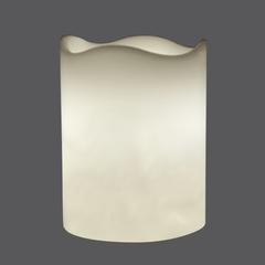 Candle lamp melt edge web1