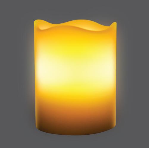 Candle lamp melt edge web2