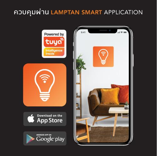 Led smart wifi cl lumina web 3