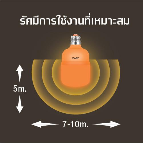 Led high watt t bulb anti mosquito web 07
