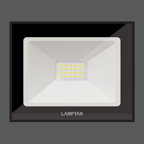Led floodlight gloss 10w web