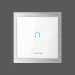 Smart switch platinum 1 gang