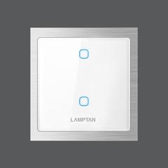 Smart switch platinum 2 gang