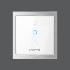 Smart switch platinum 3 gang