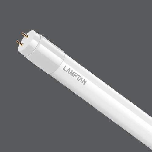 Led tube nano web