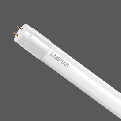 Led tube nano web
