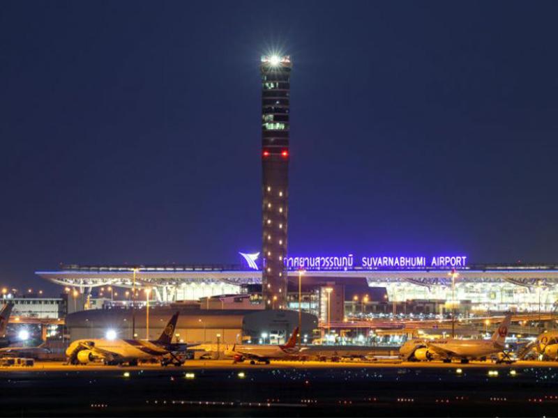 32suvarnabhumi airport