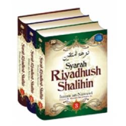 1 Set Syarah Riyadhus Shalihin