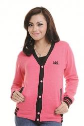 Sweater Wanita - Pink SMM 697
