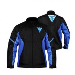 Jaket Pria FJ-4220 SGB Hitam+Biru