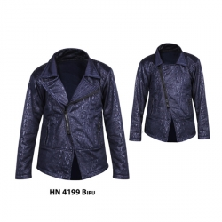 Jaket Pria HN-4199 Biru