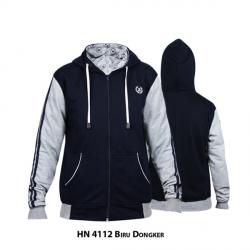Jaket Pria HN-4112 Biru Dongker