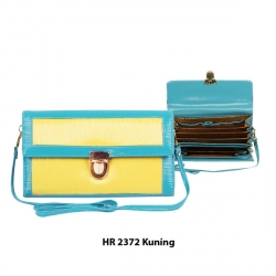 Tas Wanita HR-2372 Kuning