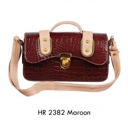 Tas Wanita HR-2382 Marun