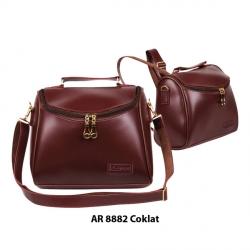 Tas Wanita AR-8882 Coklat