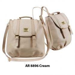 Tas Wanita AR-8896 Cream