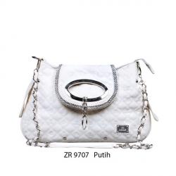 Tas Wanita ZR-9707 Putih