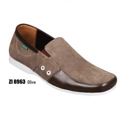 Sepatu Pria Casual - Olive