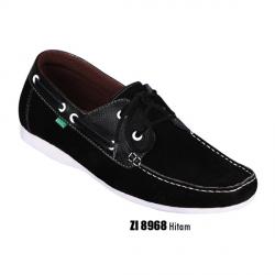 Sepatu Casual Slop - Hitam