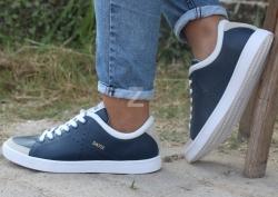 Munich Davis Lite Shoes Navy - White