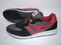 Sepatu Gola Samurai - Hitam