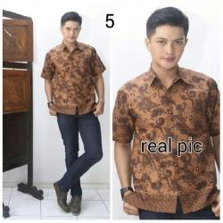 Kemeja Batik Pria - Batik Solo