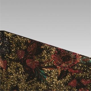 Batik Tulis Motif Merak