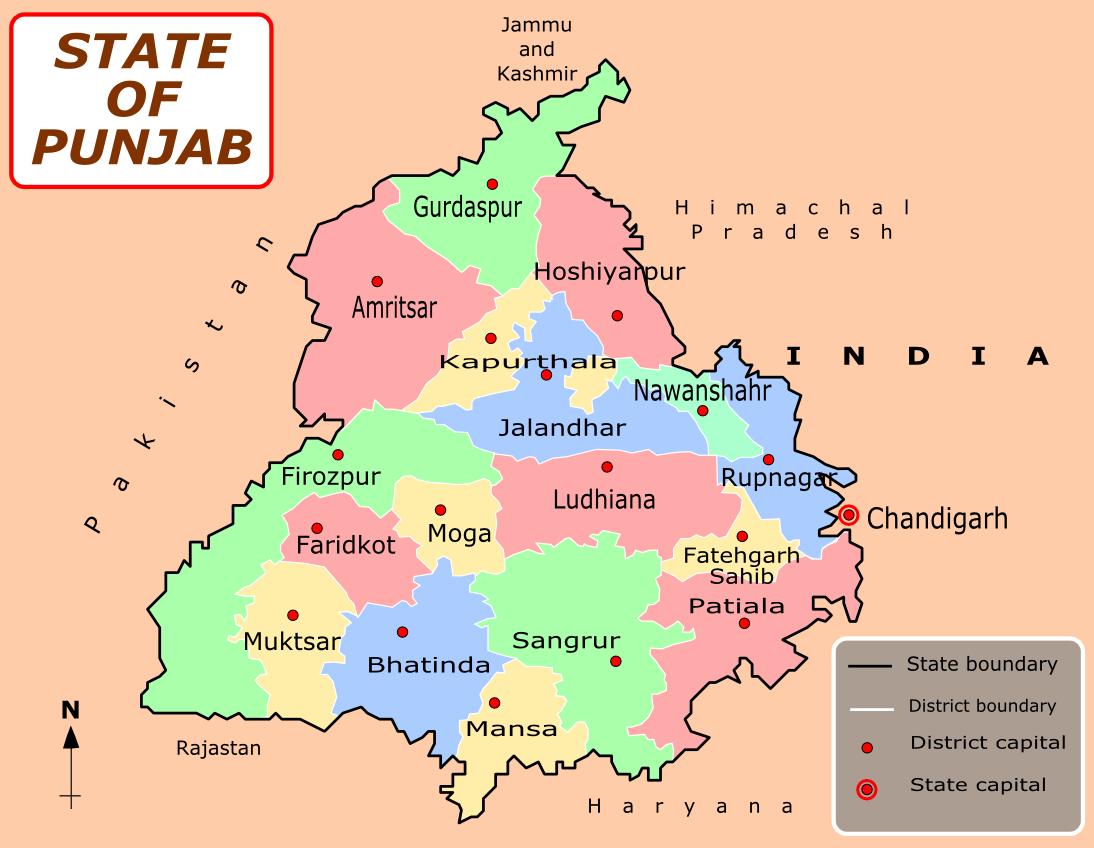 Residents of Punjab