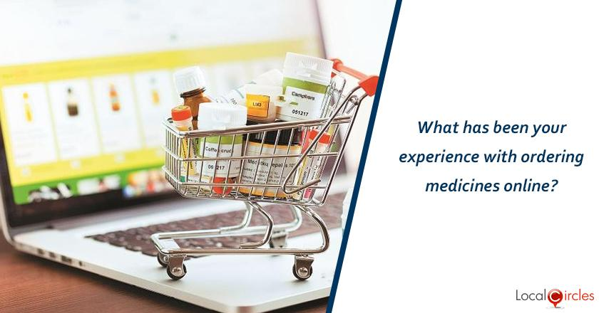 Making ePharmacies work better: What has been your experience with ordering medicines online?