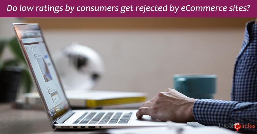 Has your low product rating ever been rejected (not published) by an eCommerce site?