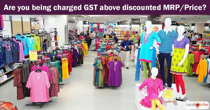 GST-MRP Compliance Poll: Over the last month, how many instances have you experienced where GST was being billed to you over & above a discounted price/discounted MRP?