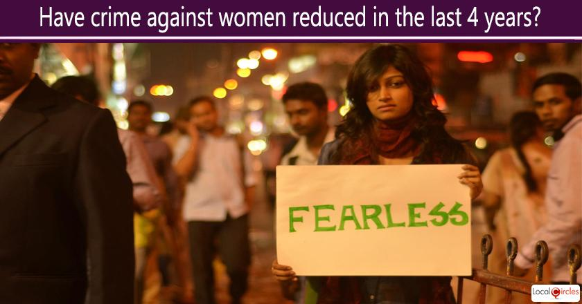 International Womens Day: Since Nirbhaya incident in Dec 2013, how have crimes against women changed in India?