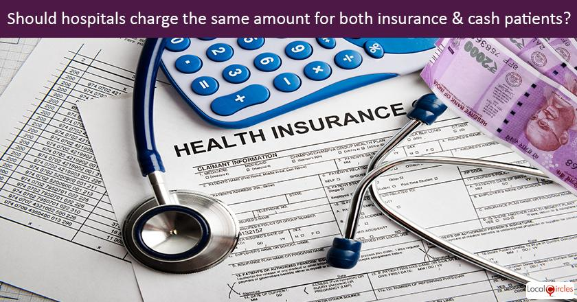 Making Healthcare Consumer Oriented: Should hospitals be charging the same amount for a procedure for both insurance and cash patients?