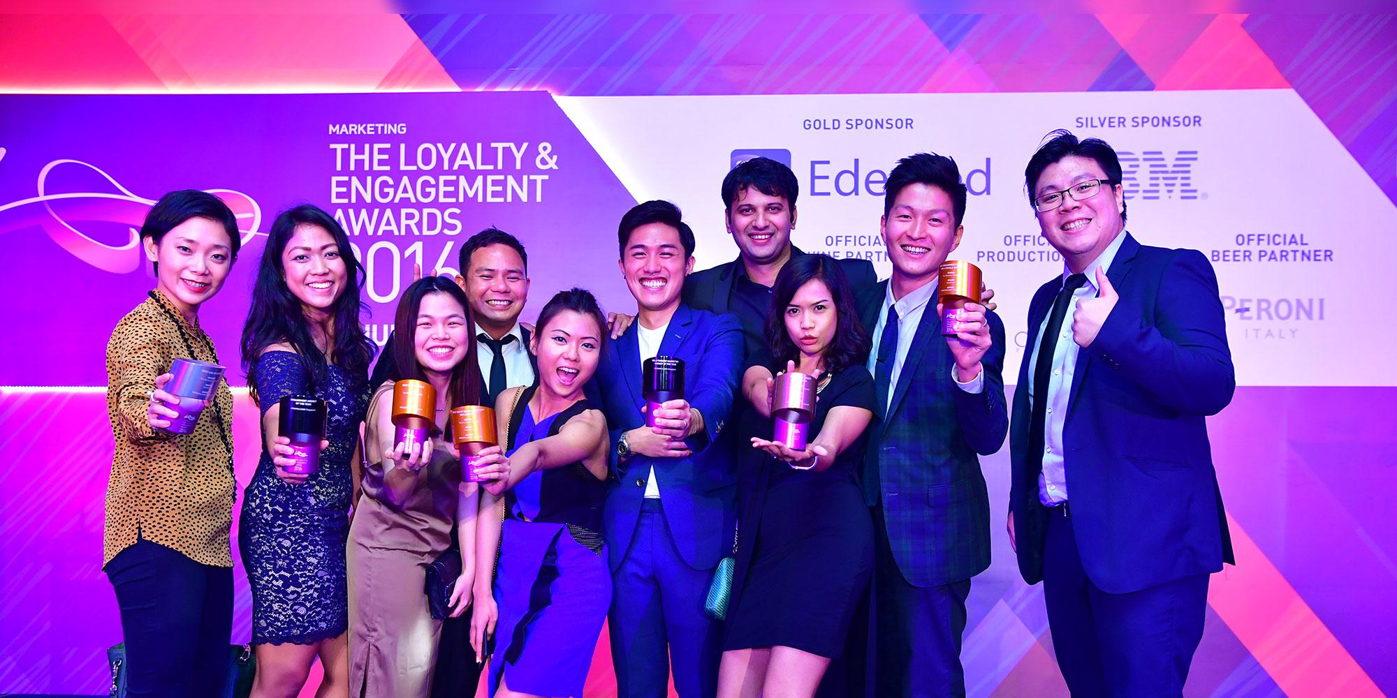 Loyalty & Engagement Awards 2017