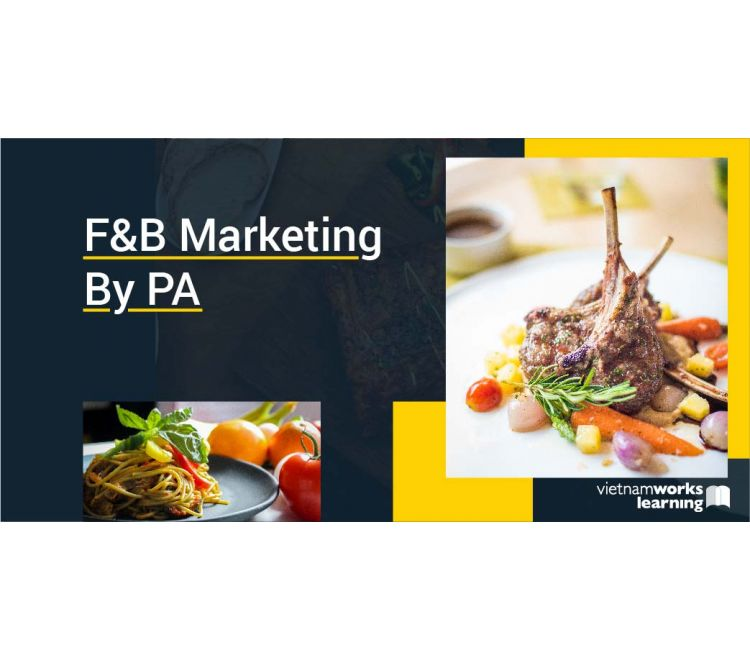 F&B Marketing