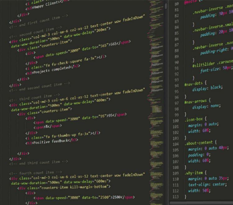 Lập Trình Frontend Từ Cơ Bản: Bootstrap 4, jQuery, CSS3, HTML5