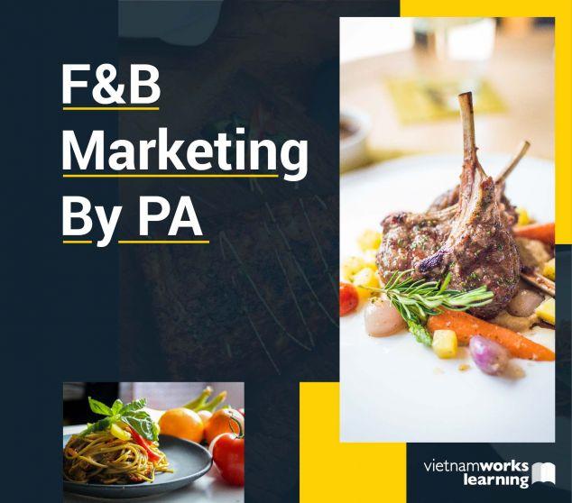 F&B Marketing