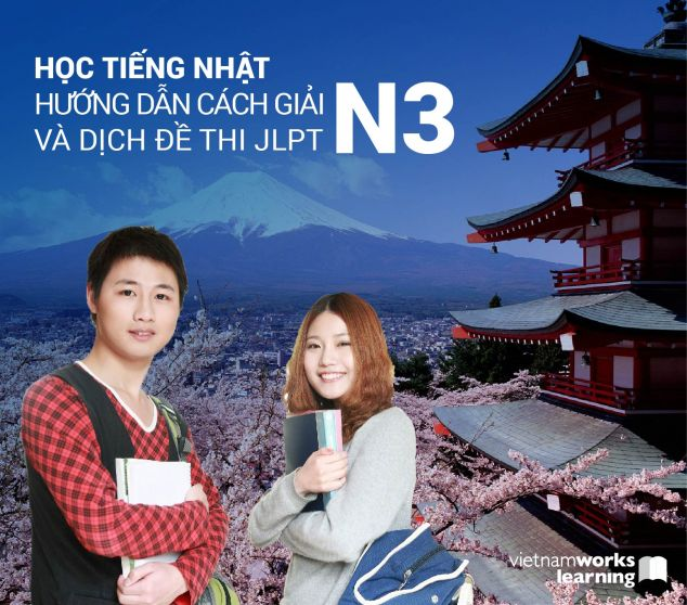 Học Tiếng Nhật - Hướng Dẫn Cách Giải Và Dịch Đề Thi JLPT N3