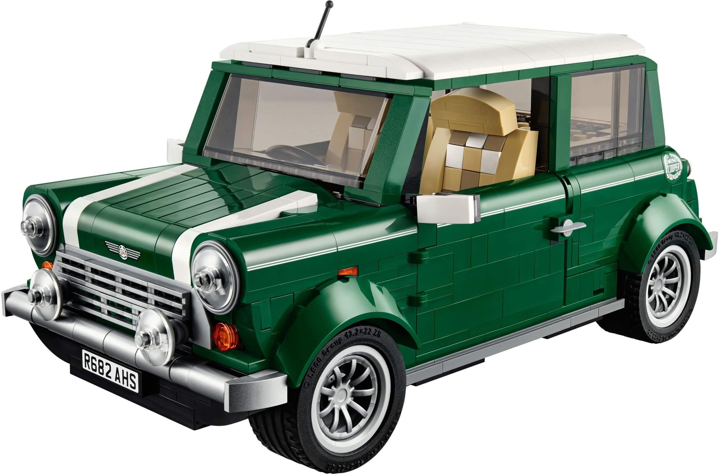 Mua đồ chơi LEGO 10242 - LEGO Creator Expert 10242 - Mô hình cao cấp Xe MINI Cooper (LEGO Creator MINI Cooper 10242)