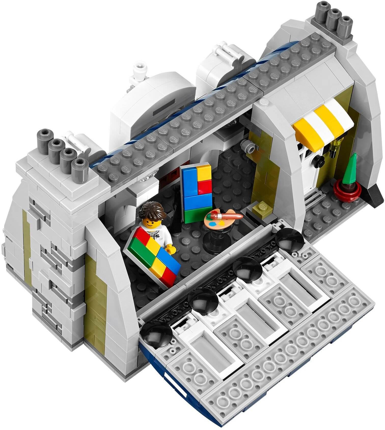 Mua đồ chơi LEGO 10243 - LEGO Creator Expert 10243 - Mô hình cao cấp Nhà hàng Pháp ở Paris (LEGO Creator Expert Parisian Restaurant 10243)