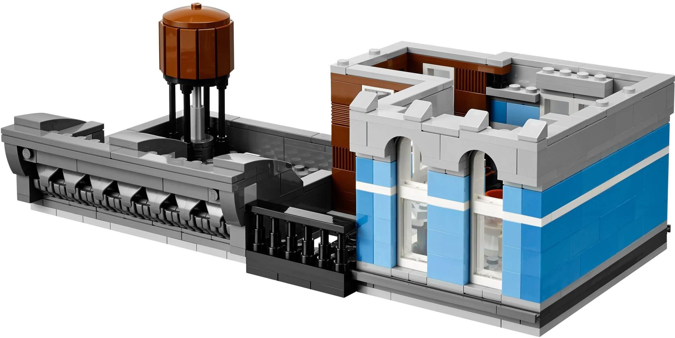 Mua đồ chơi LEGO 10246 - LEGO Creator Expert 10246 - Mô hình cao cấp Văn phòng Thám tử (LEGO Creator Expert Detective's Office 10246)