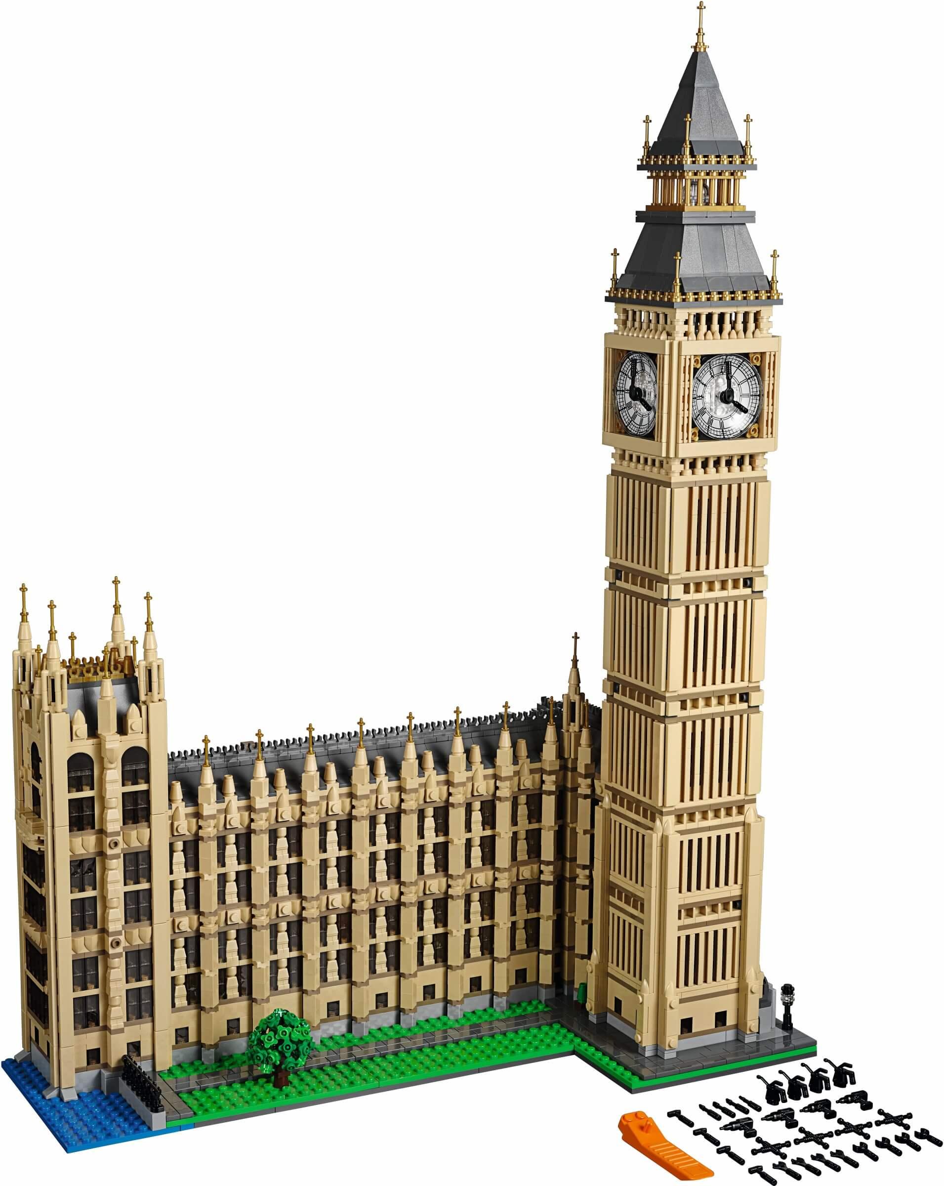 Mua đồ chơi LEGO 10253 - LEGO Creator 10253 - Tháp Đồng Hồ Big Ben (LEGO Creator Expert Big Ben 10253)