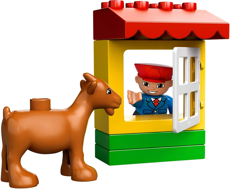 Mua đồ chơi LEGO 10507 - LEGO DUPLO 10507 - Bộ lắp ráp Xe Lửa của Bé (LEGO DUPLO My First Train Set 10507)