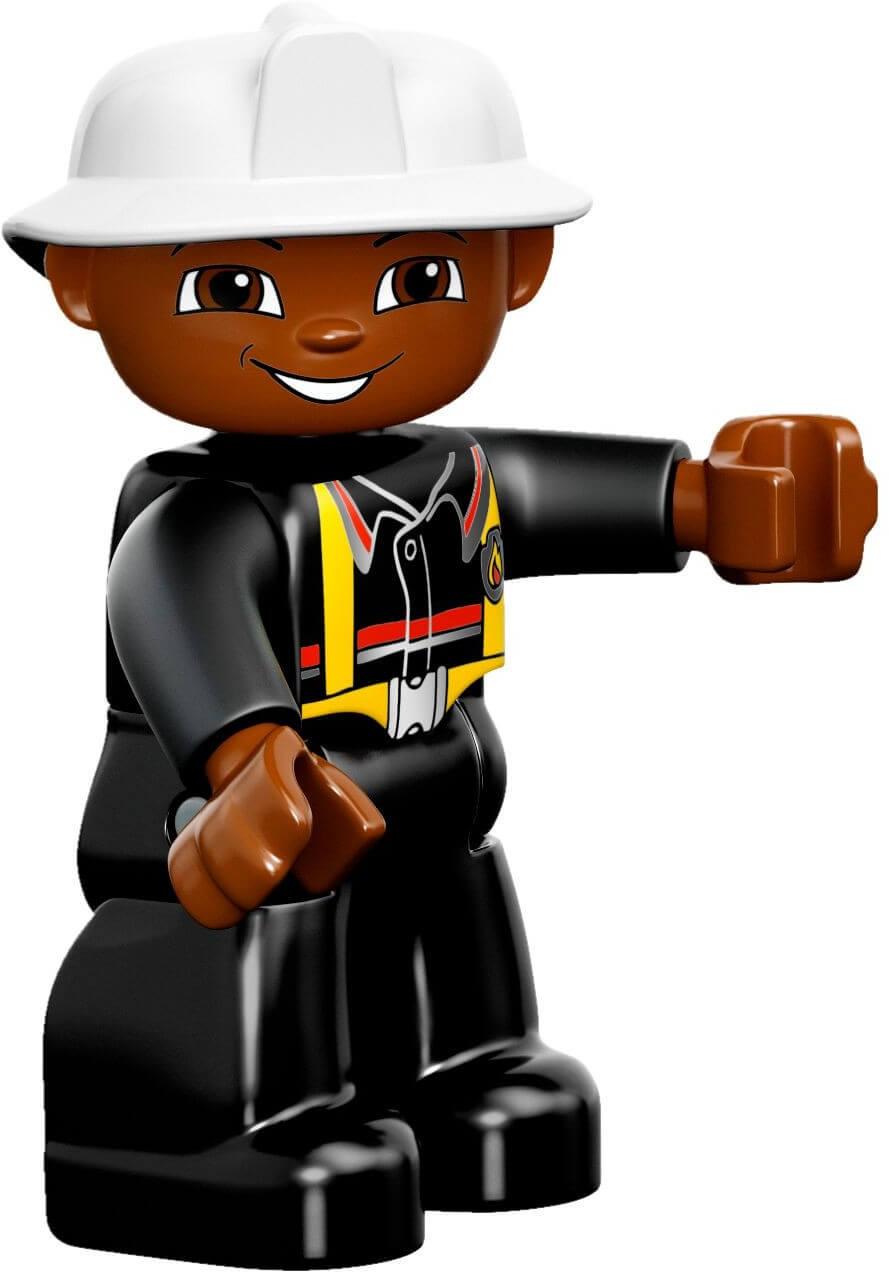 Mua đồ chơi LEGO 10592 - LEGO DUPLO 10592 - Xe Cứu Hỏa của Bé (LEGO DUPLO Fire Truck 10592)