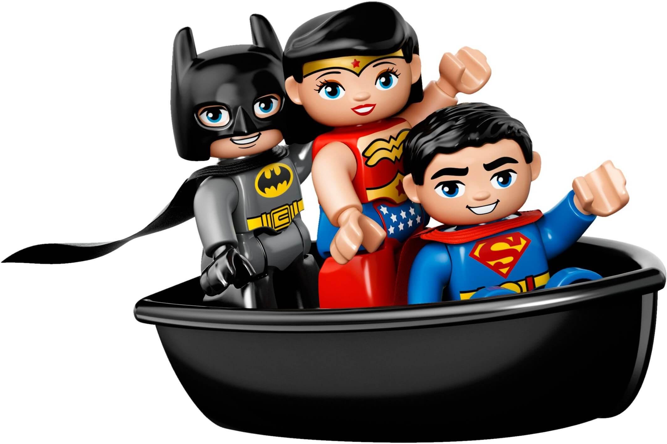 Mua đồ chơi LEGO 10599 - LEGO DUPLO 10599 - Người Dơi Batman và Siêu Nhân Superman (LEGO DUPLO Batman Adventure 10599)