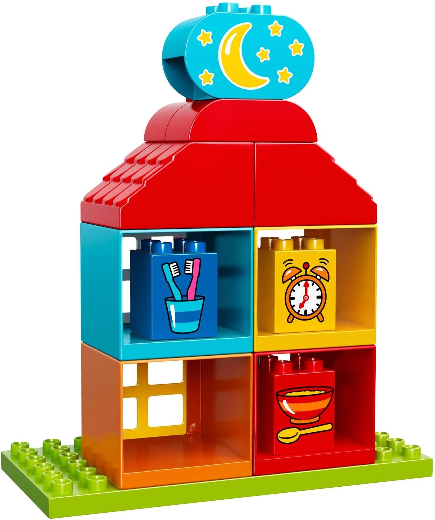 Mua đồ chơi LEGO 10616 - LEGO DUPLO 10616 - Ngôi nhà vui chơi của Bé (LEGO DUPLO My First Playhouse 10616)