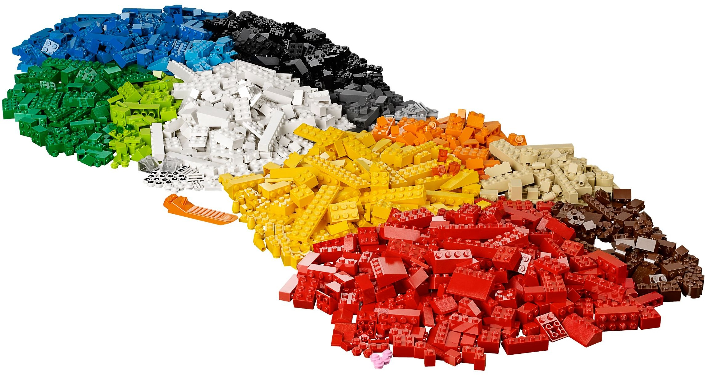 Mua đồ chơi LEGO 10654 - LEGO Classic 10654 - Hộp Gạch Khổng Lồ 1600 Mảnh Ghép (LEGO Classic XL Creative Brick Box 10654)