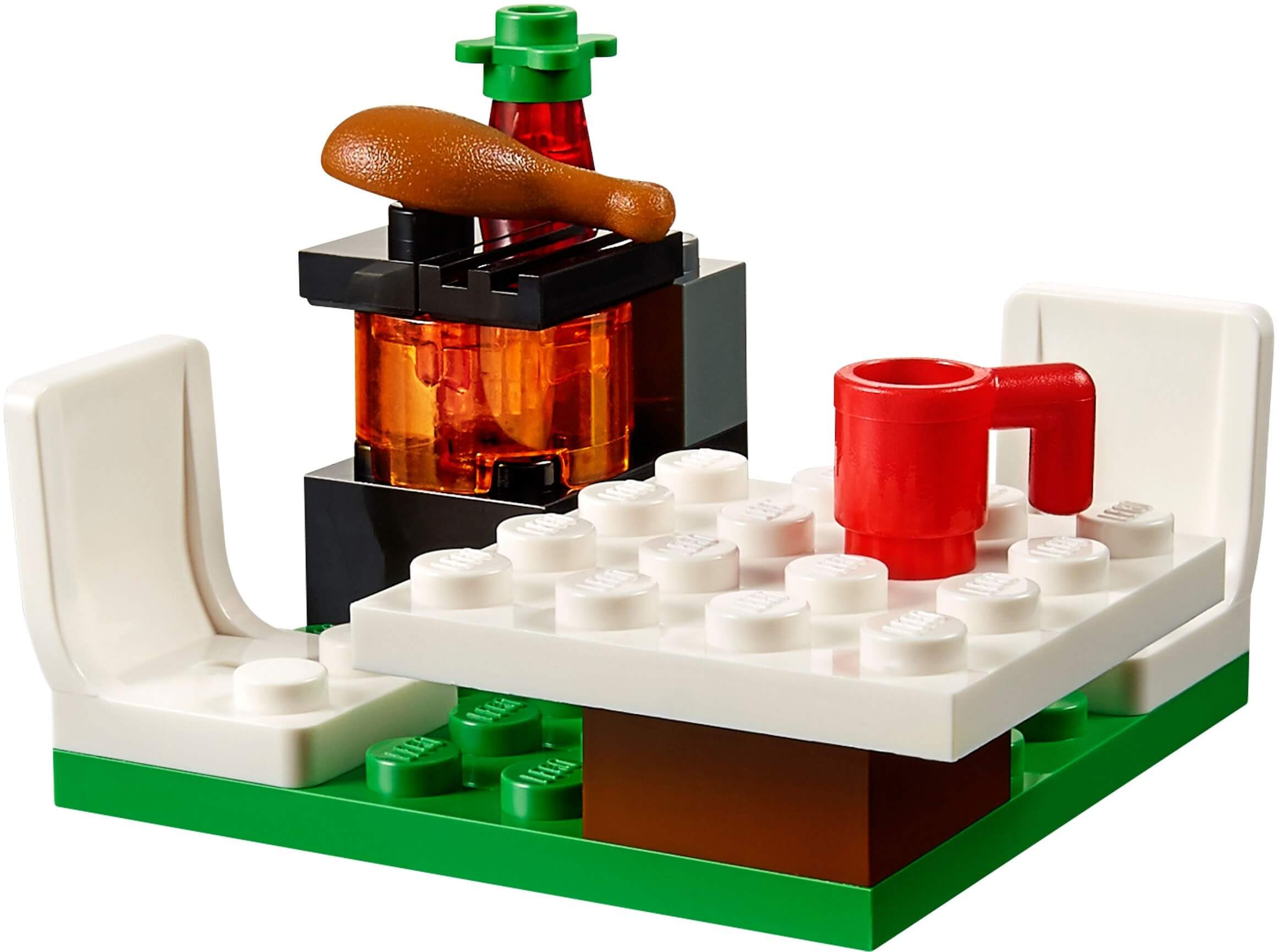 Mua đồ chơi LEGO 10686 - LEGO Juniors 10686 - Ngôi Nhà Ấm Áp (LEGO Juniors Family House 10686)