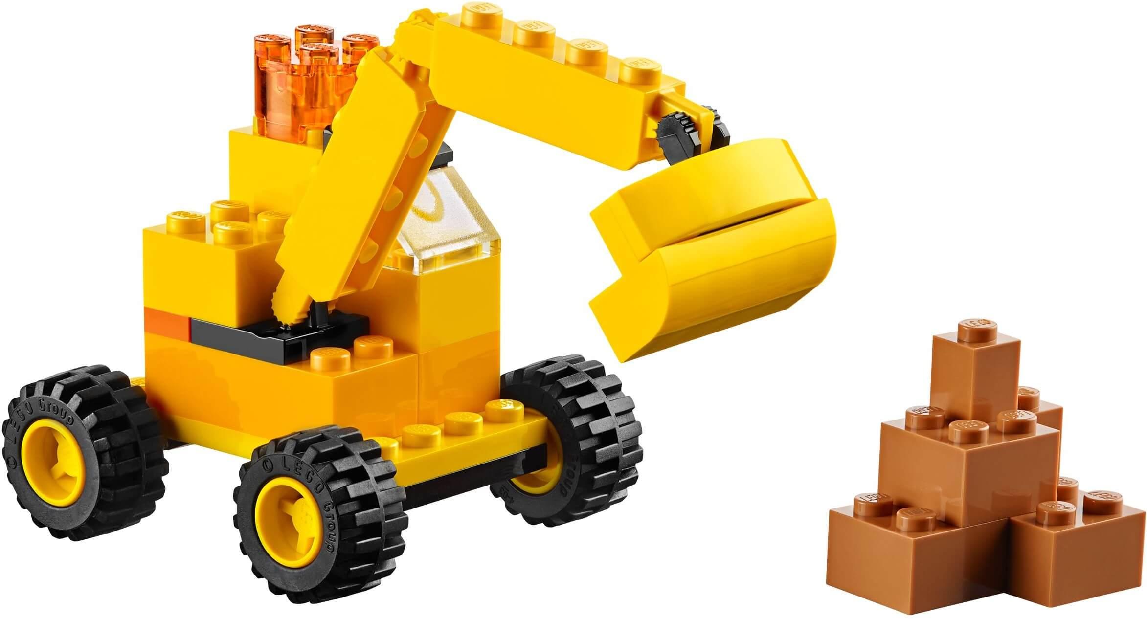 Mua đồ chơi LEGO 10698 - LEGO Classic 10698 - Thùng gạch sáng tạo khổng lồ 790 mảnh ghép (LEGO Classic Large Creative Brick Box 10698)